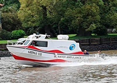 Servicio de Ambulancia Marítima